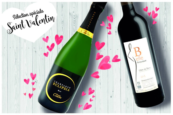 VINEBIOZ - Sélection Saint-Valentin 2018